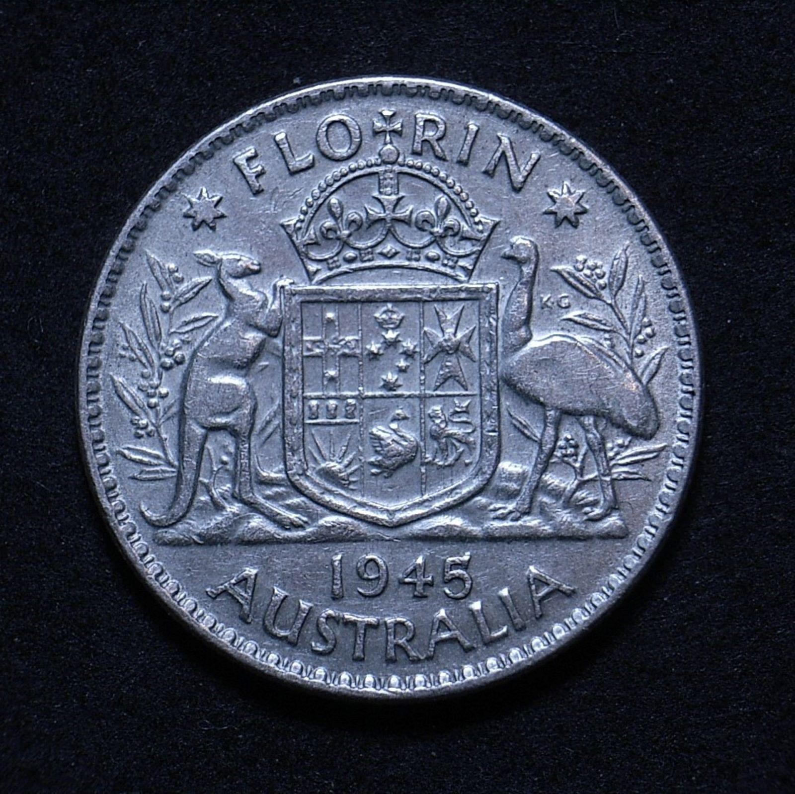1Aus Florin 1945 rev