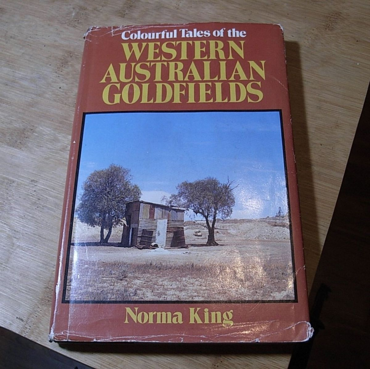 Front cover of Norma King's book