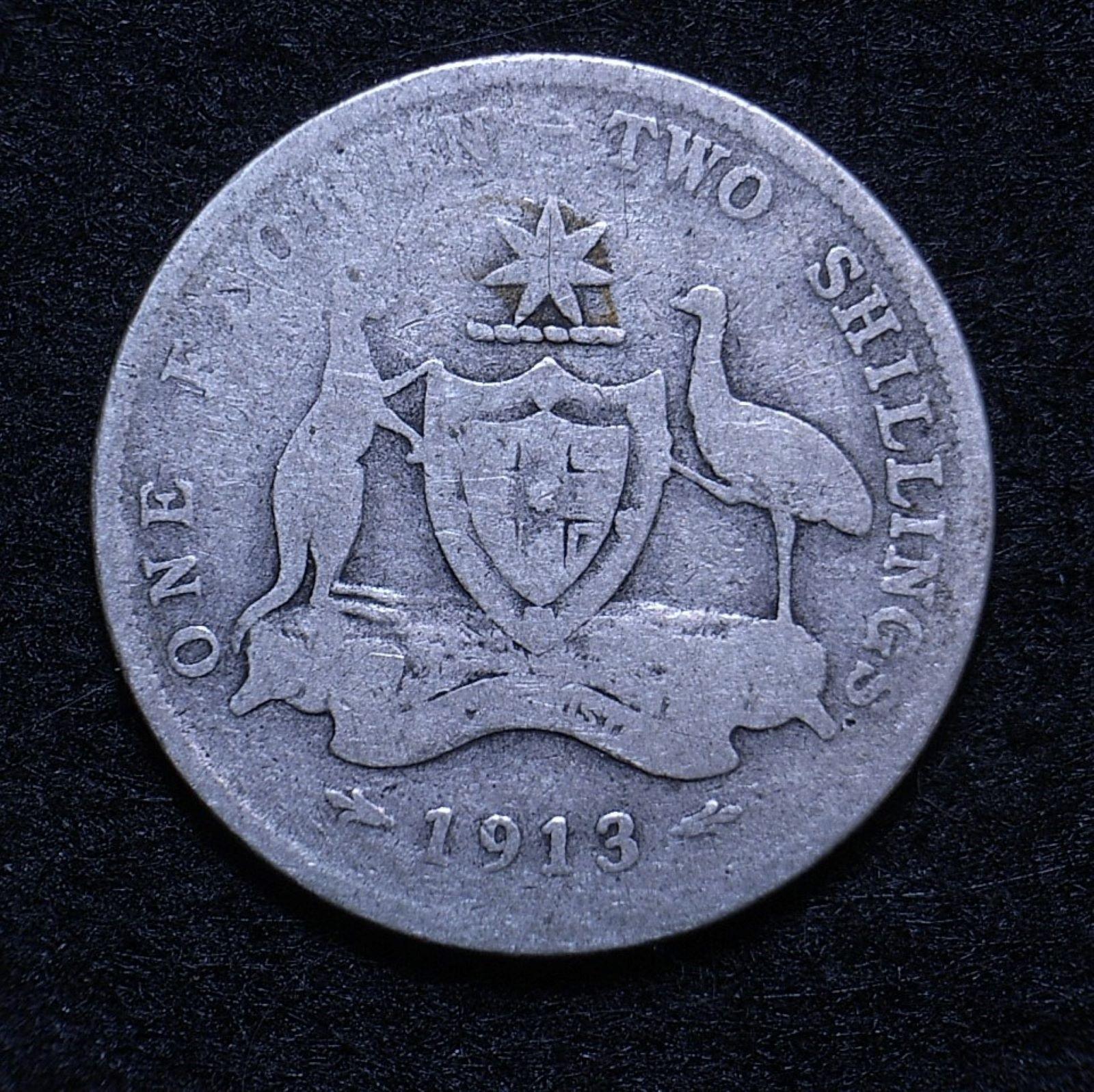 Aus Florin 1913 rev