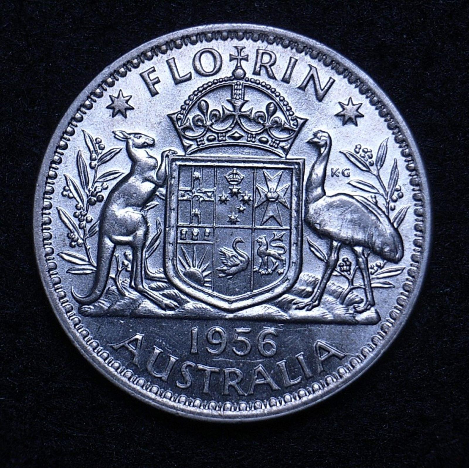 Aus Florin 1956 rev