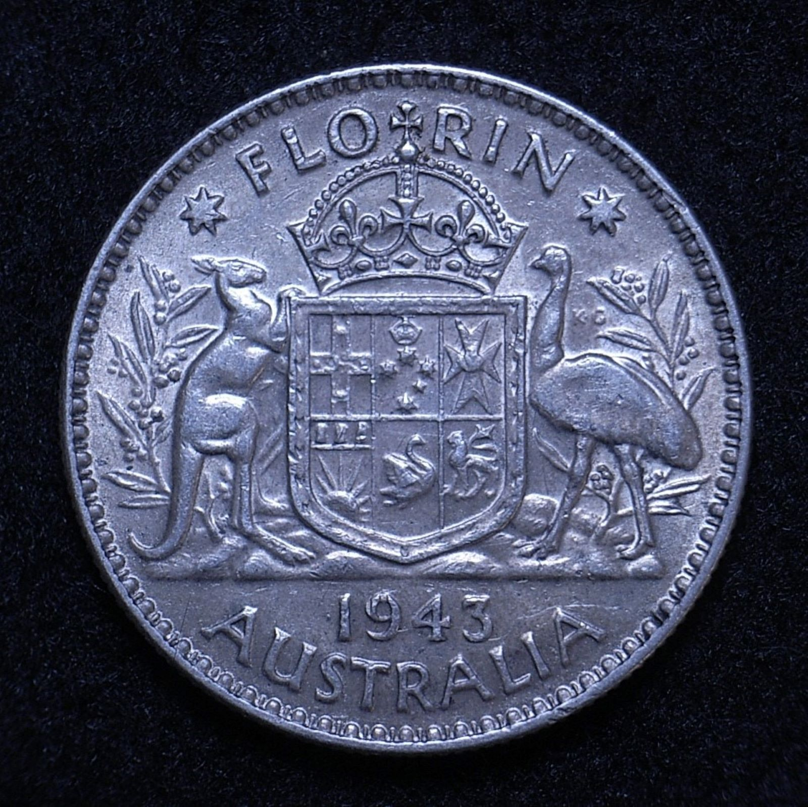 Aus Florin 1943 rev 1
