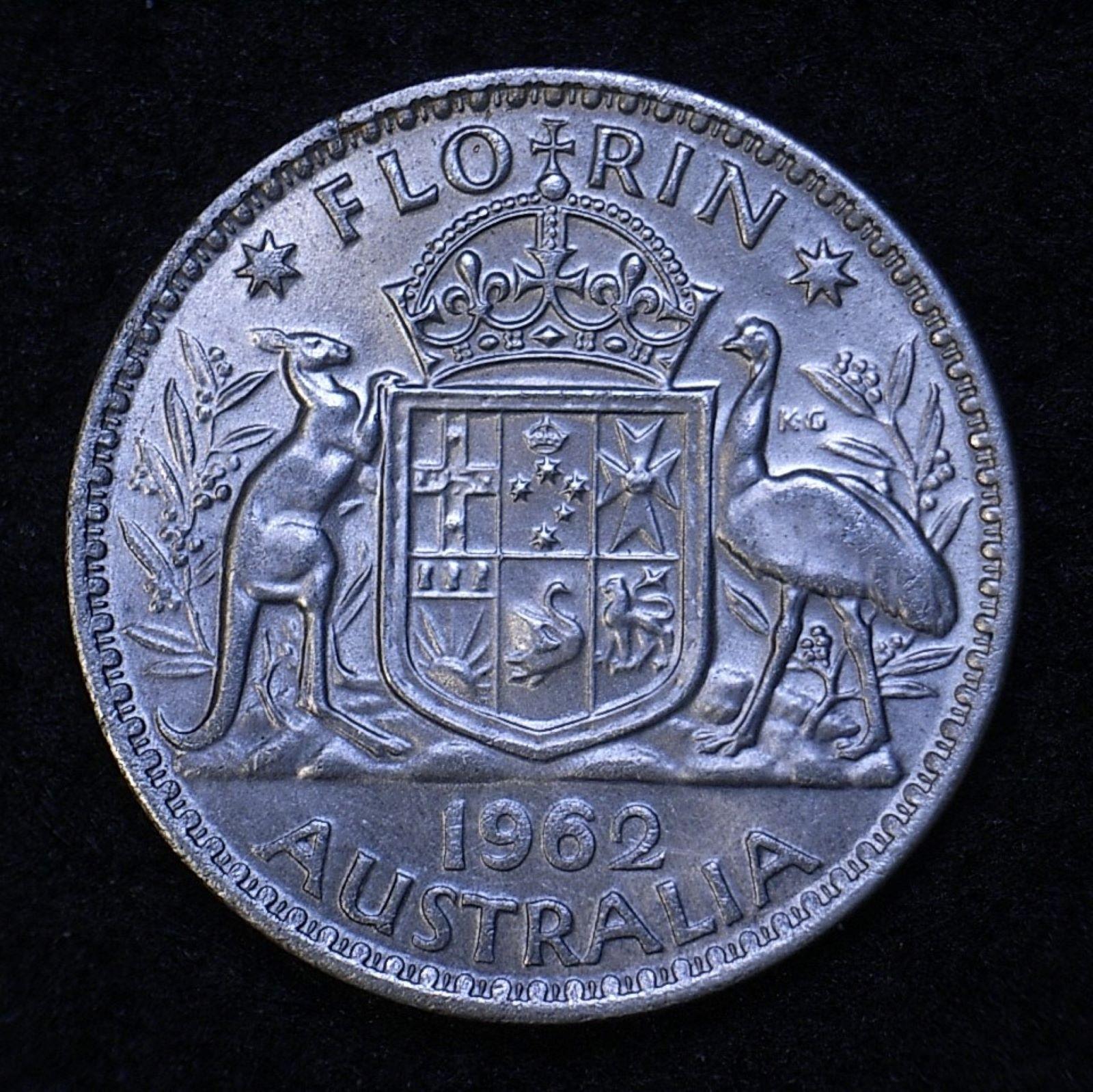 Aus Florin 1962 rev